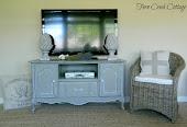 Buffet TV Stand