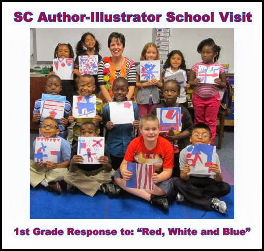 Artist Residency: Creating Art in Response to Picture Books with Debbie Clement