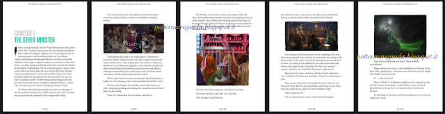 Anteprime dai nuovi e-book, HP e il Principe Mezzosangue