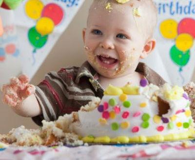 bebe torta Fotos e Imagenes de cumpleaños para bebes...
