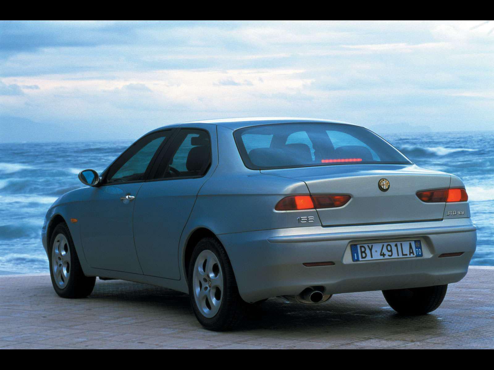 2007 Alfa Romeo GT 1 8 TS 16V infomation specifications