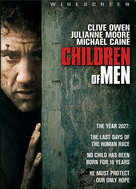 Clive Owen - Children of Men