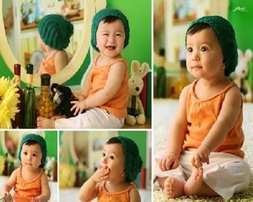 Montage photo bébé en ligne