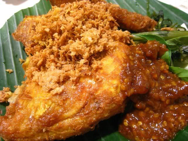 Resep ayam penyet istimewa adalah resep masakan tradisional asli