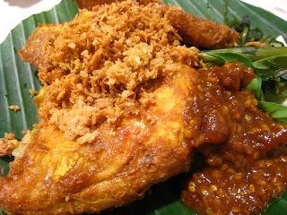 Resep makanan ayam penyet istimewa