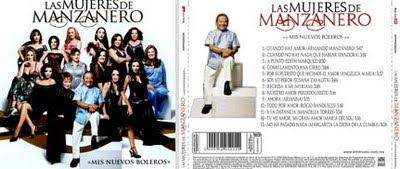 2008-Las Mujeres De Manzanero CD
