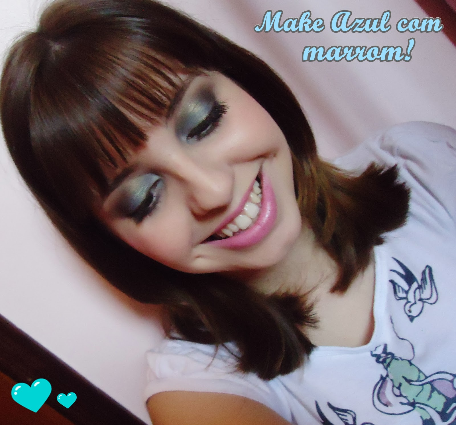 make azul com marrom palette coastal scents