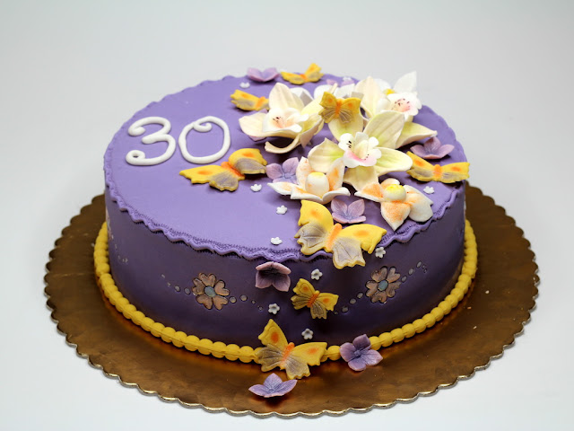30th Birthday Cake in London