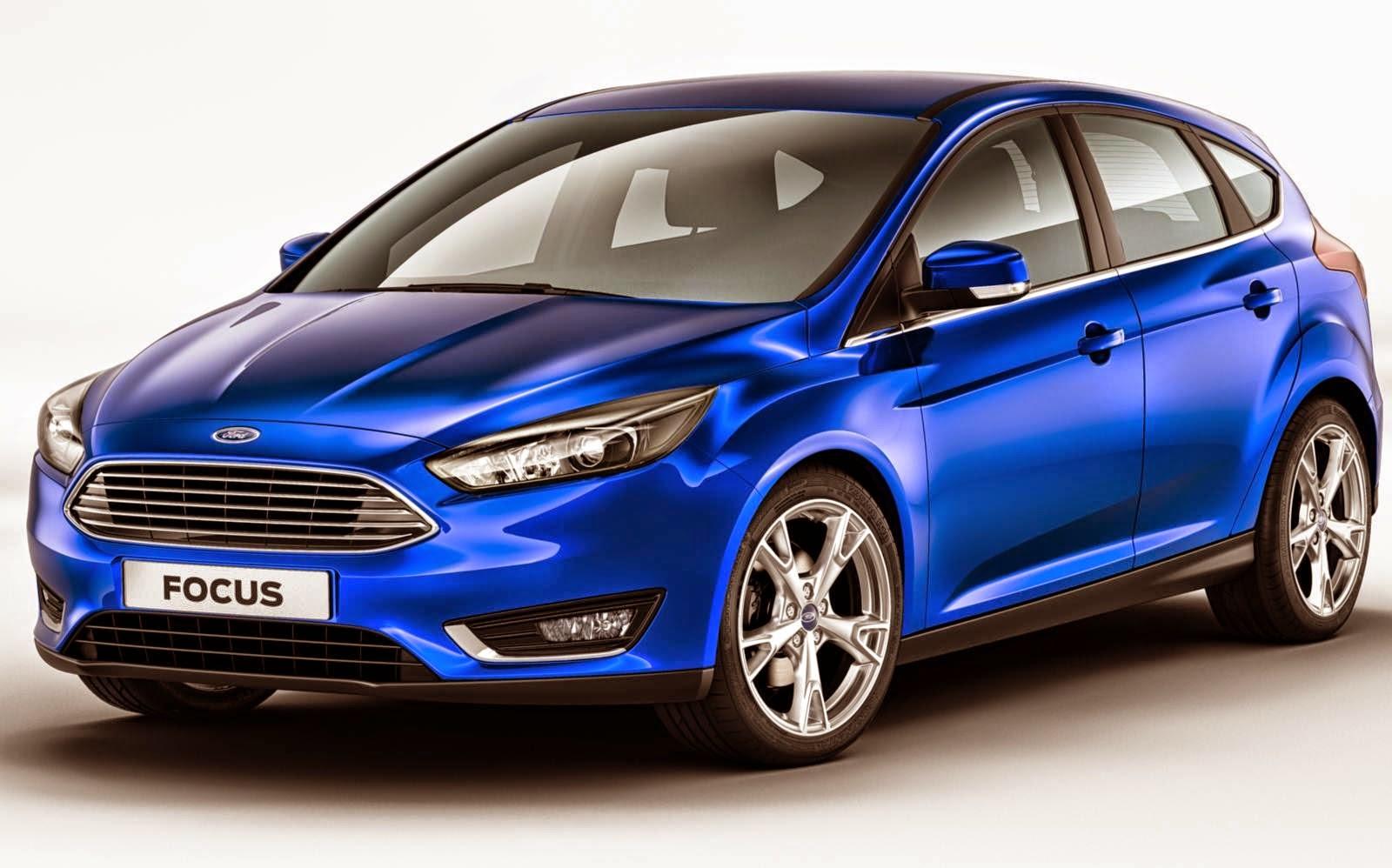 novos carros 2015 brasil Ford Focus 2015