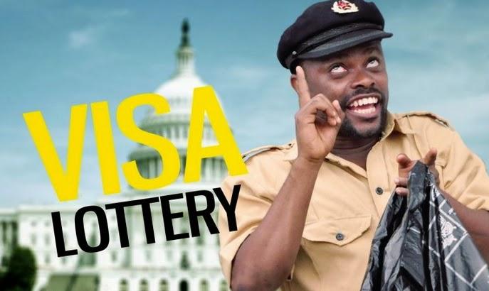 nigerian wins us visa lottery