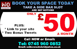 Advert Packages and Prices On Woolwich Online