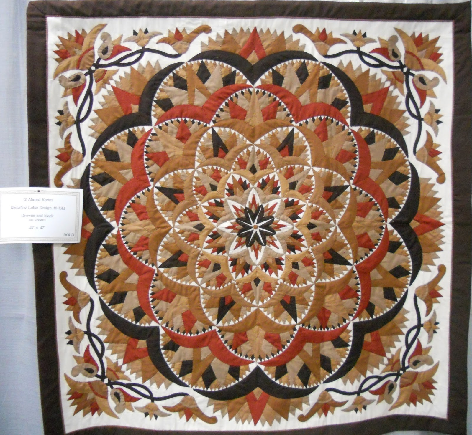 The Clothesline Quilter: October 2012 : expensive quilts - Adamdwight.com