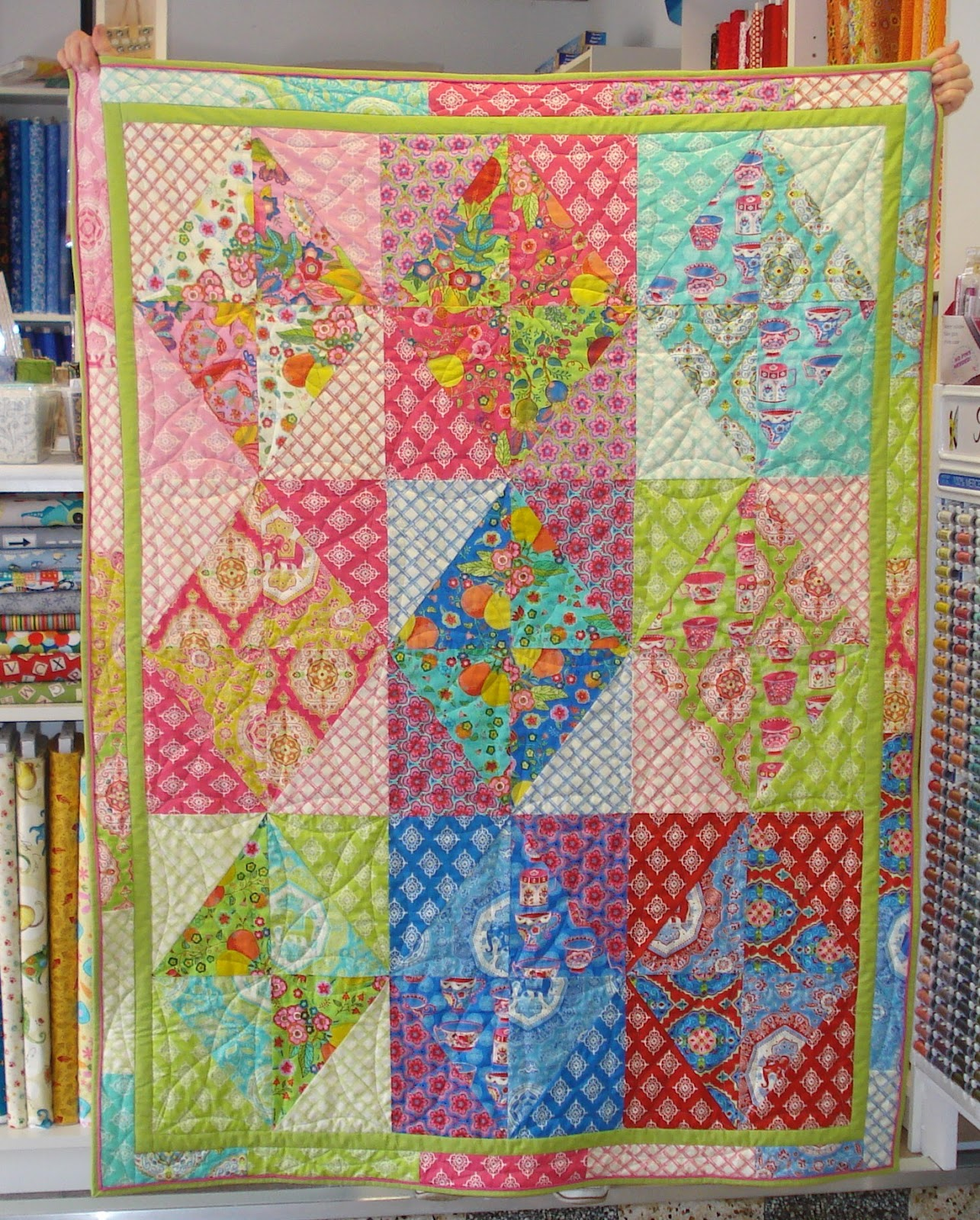 Free Quilt Patterns Made With Layer Cakes