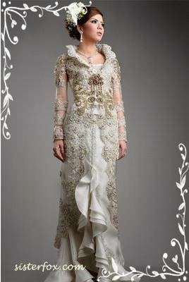 Model Baju Kebaya Karo
