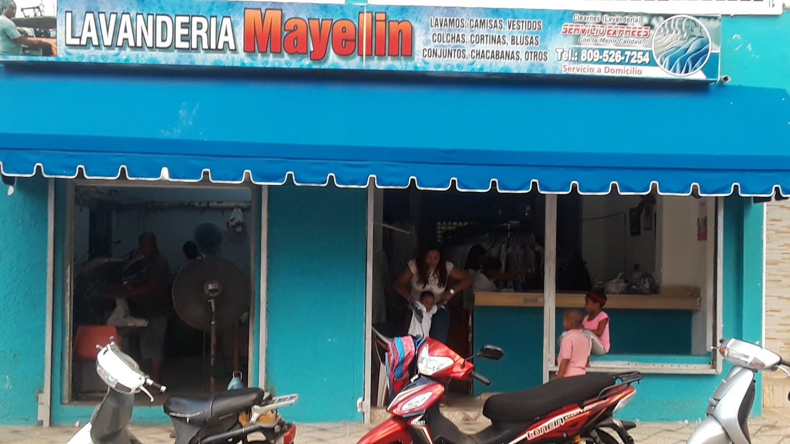 Lavandería Mayelin 809-526-7254 SPM.