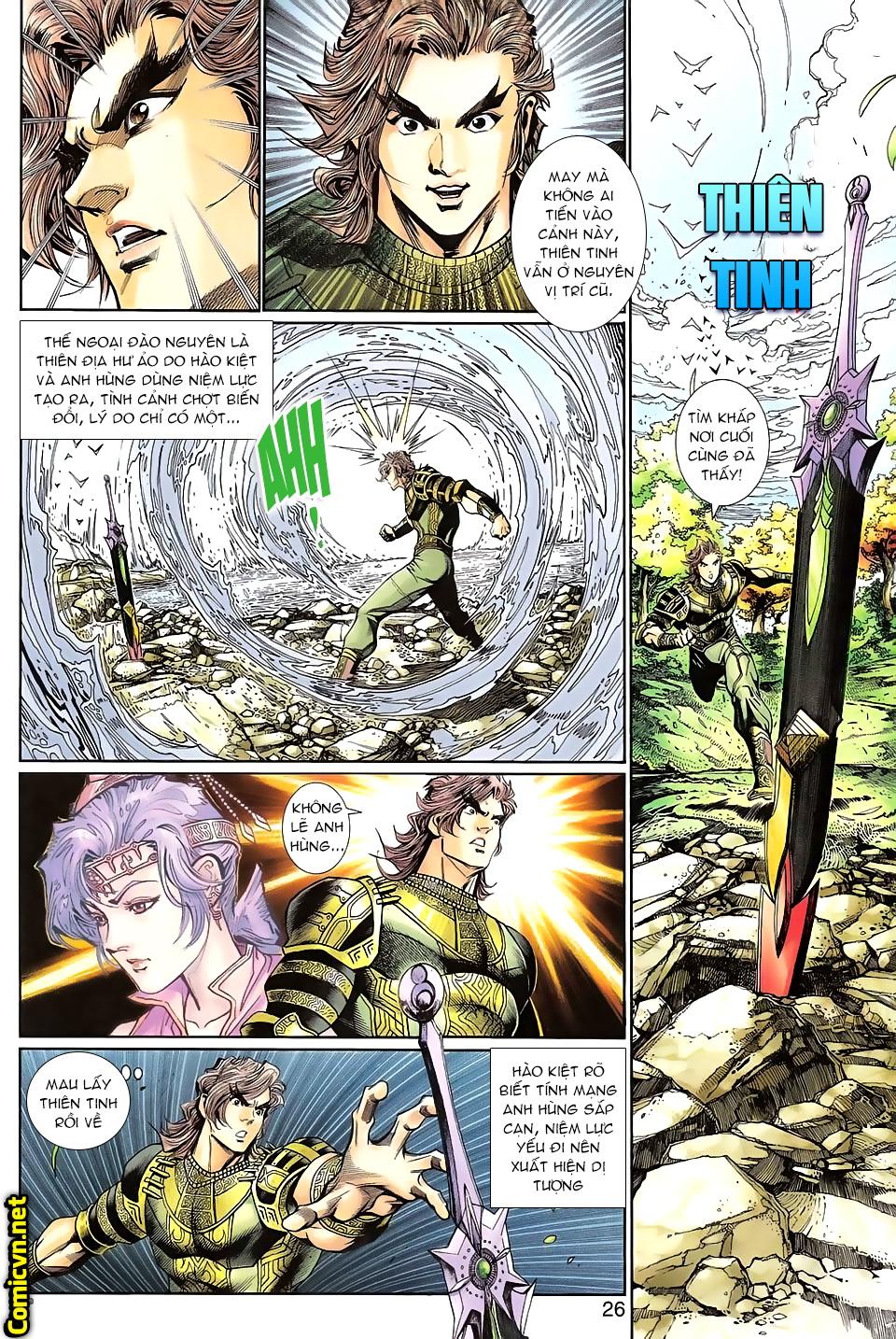 Thần binh huyền kỳ 3 - 3.5 Chapter 89 - Hamtruyen.vn