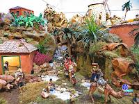 Sevilla - Navidad 2014 - Belén canario 02