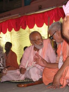 Sri Srimad Bhakti Vjñan Bharati Gosvami Mharaja