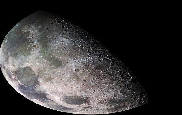 """Τώρα σταμάτησε να ειναι """"θεωρίες συνωμοσίας""""  ανακαλύψεις από """"εγκυρότατη"""" NASA: Στη Σελήνη είχε ατμόσφαιρα και κυλούσε νερό,τοσο καιρό που το έλεγαν κάποιοι μιλούσαν για """"θεωρίες συνωμοσίας""""!"""