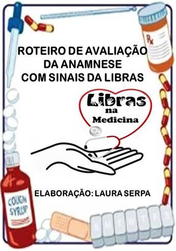 ROTEIRO  ANAMNESE EM SINAIS DA LIBRAS
