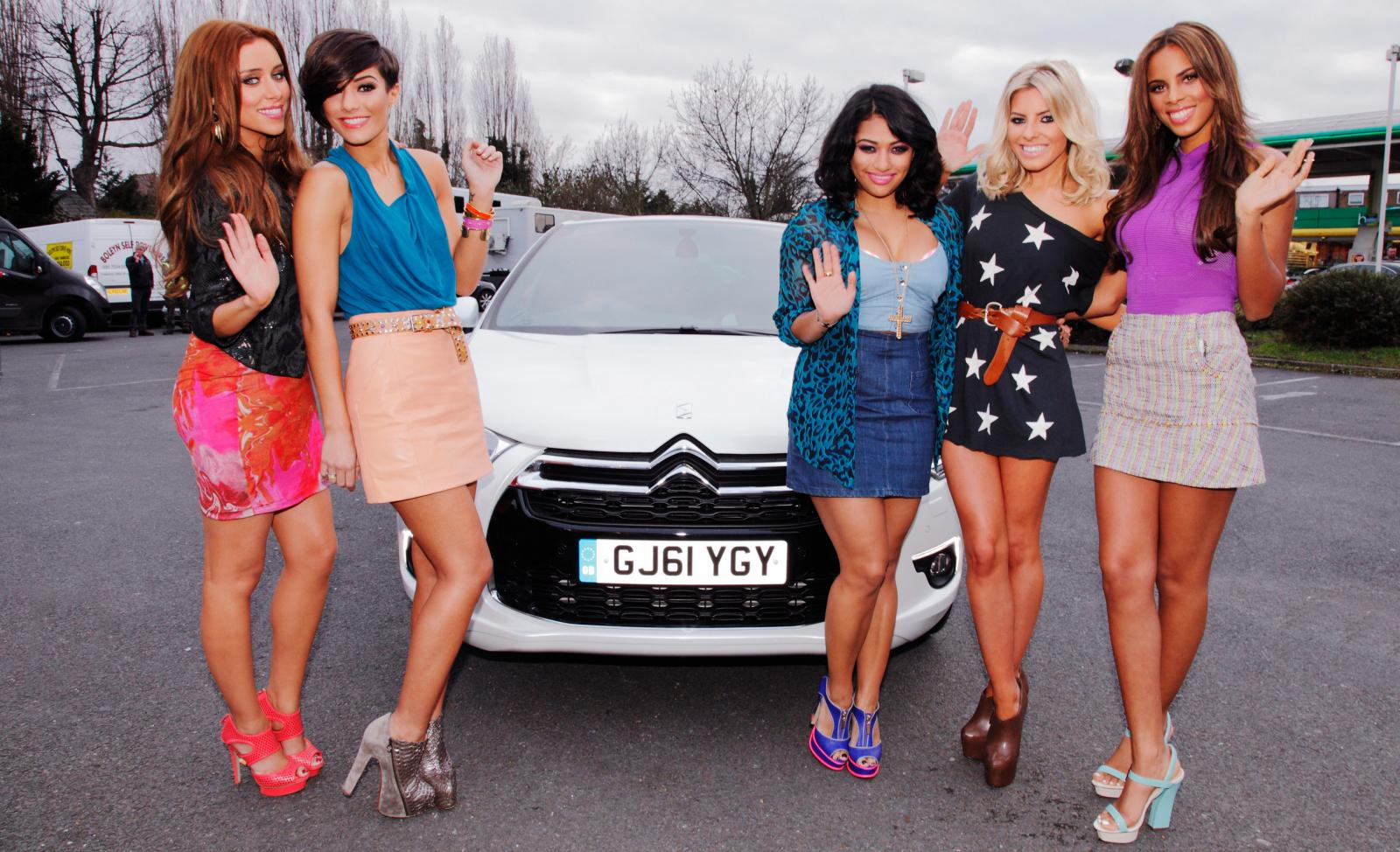 Citroën Ds4 With The Saturdays