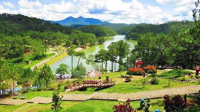 Tour du lịch Đà Lạt giá rẻ từ Hà Nội
