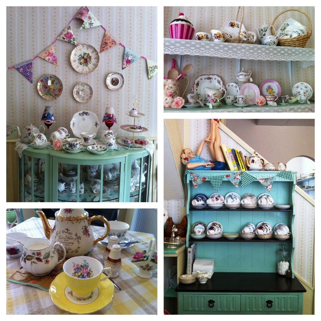 The Vintage Tea Room Ilkley