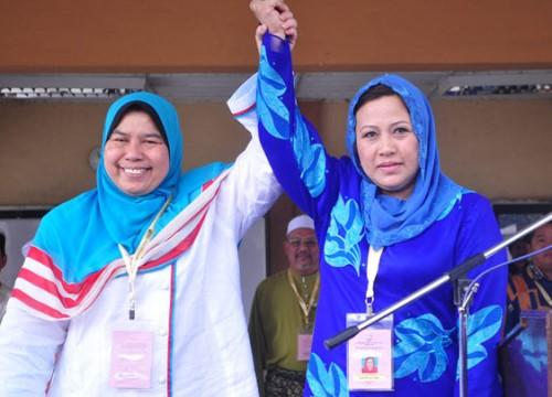 Rozaidah-Zuraidah-Ampang-MP-candidate