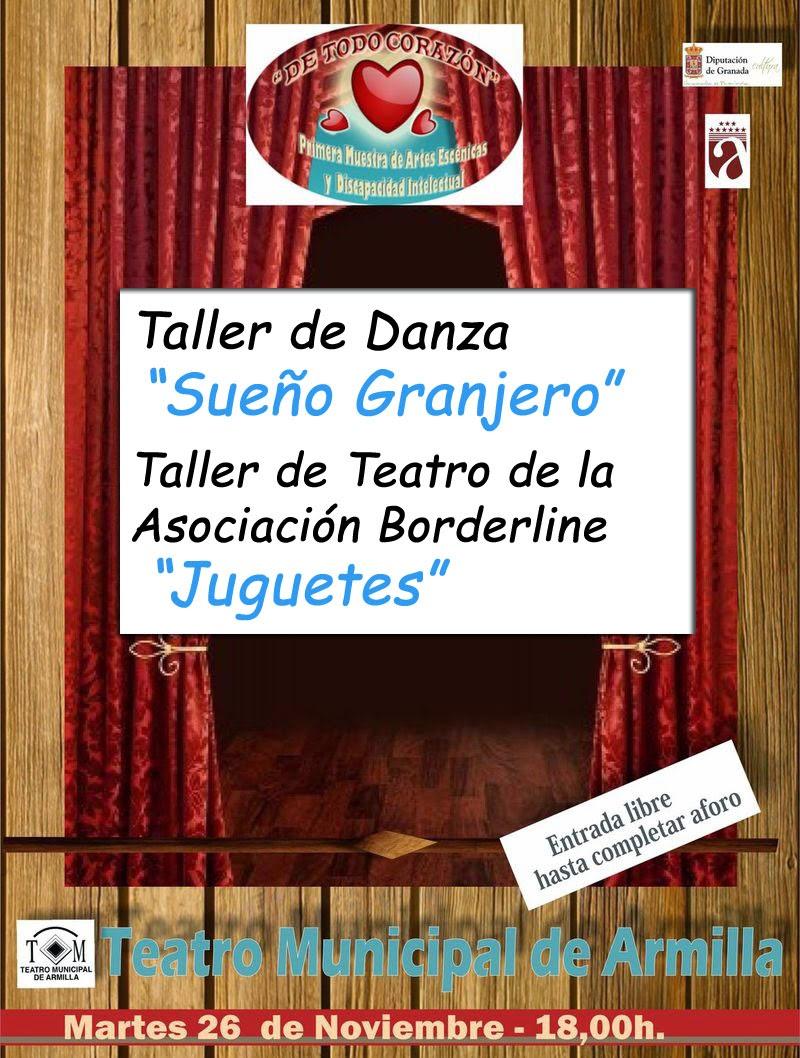 """Martes - """"Sueño Dancero"""" y """"Juguetes"""""""