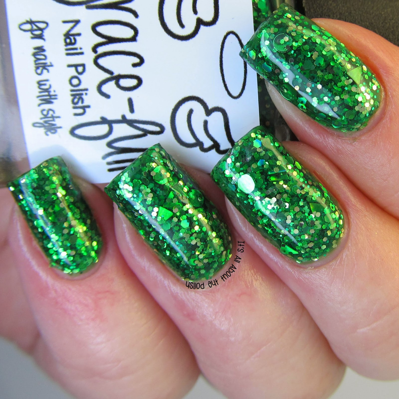 It\'s all about the polish: Grace-full Nail Polish opening collection ...