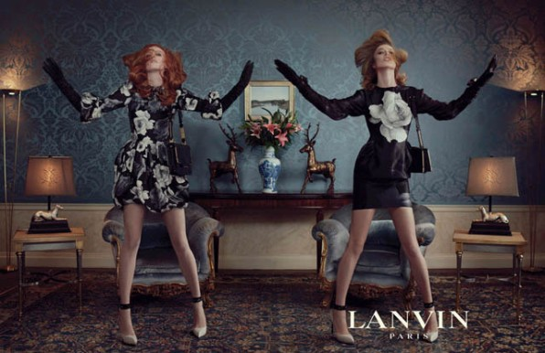 Stella Rose Featured In Lanvin Campaign Fall 2012 photo 3