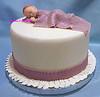 un gâteau pour un anniversaire de tout petit