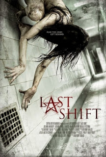 Last Shift (2014) – โรงพักผีหลอก [บรรยายไทย]