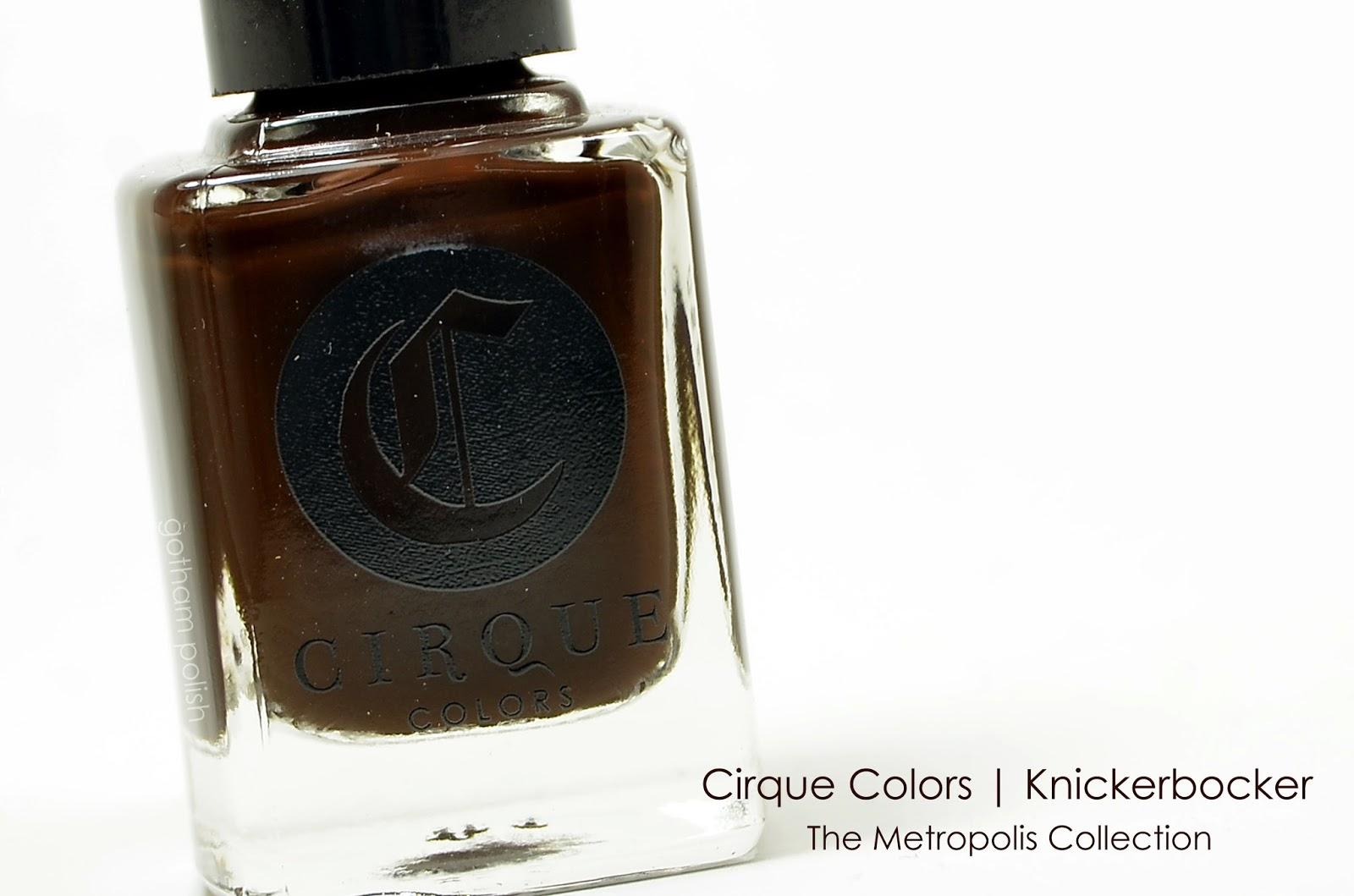 Cirque Colors Knickerbocker