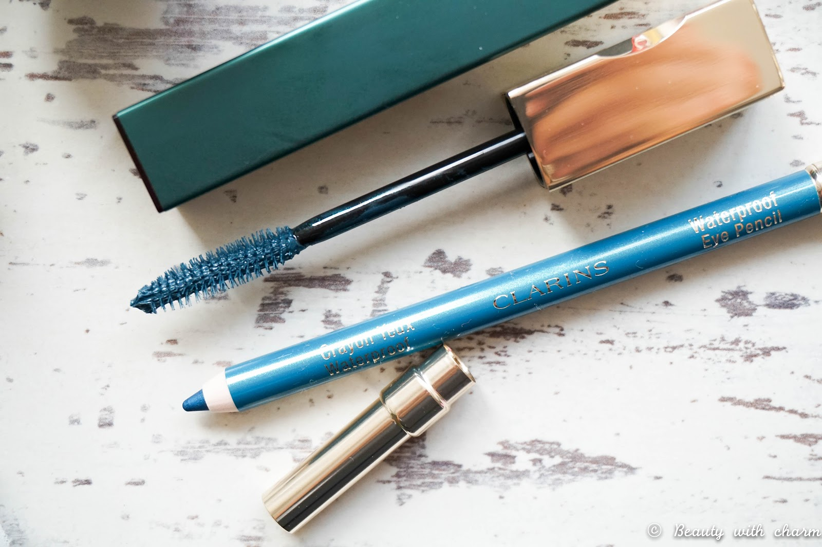 Clarins Aquatic Treasures Summer Collection, Clarins Truly Waterproof Mascara, Clarins Waterproof Eyeliner