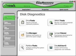 Disk Diagnostics