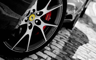 Rim Ferrari California