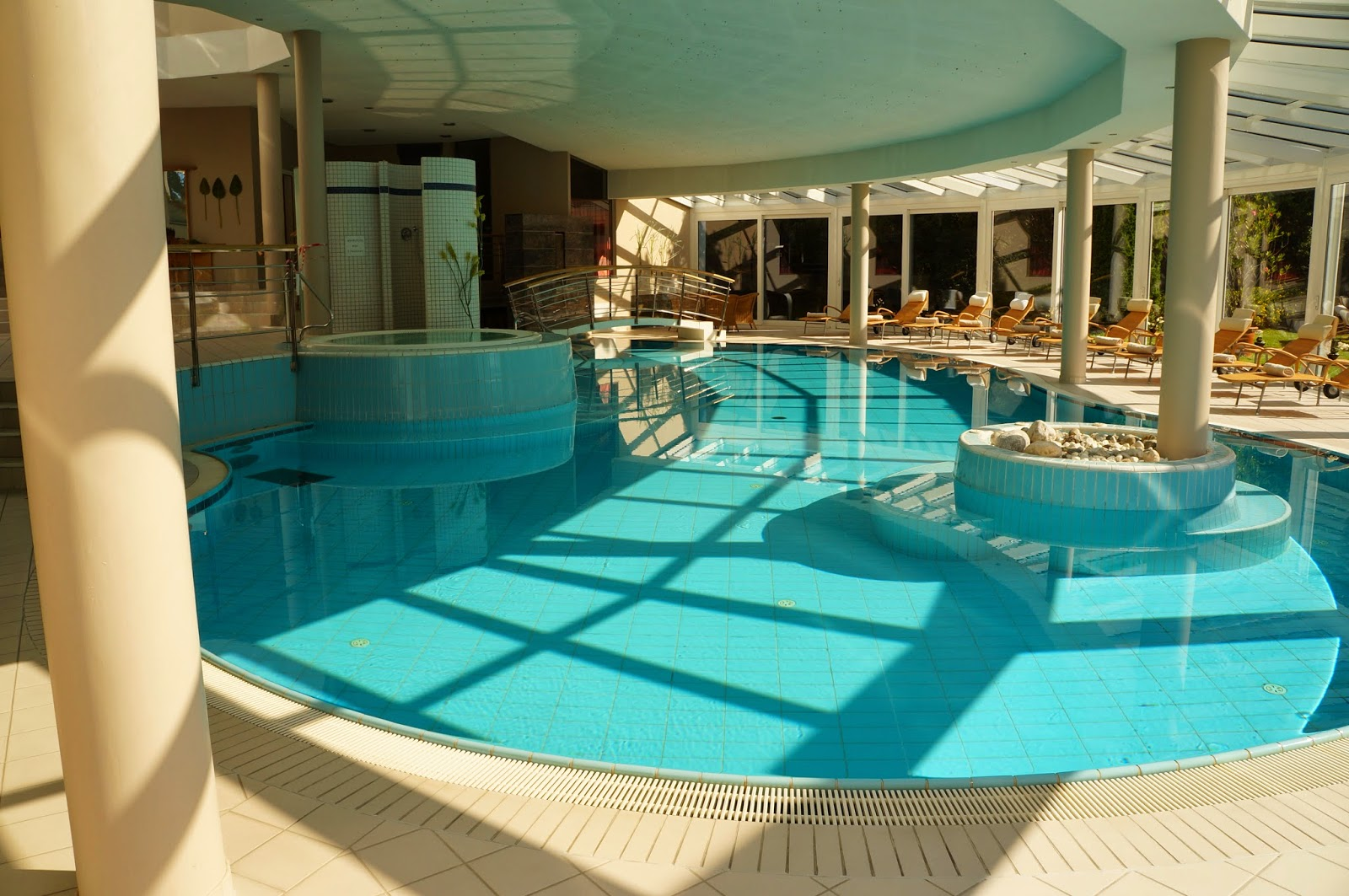 Swimming Pool Seehotel Europa