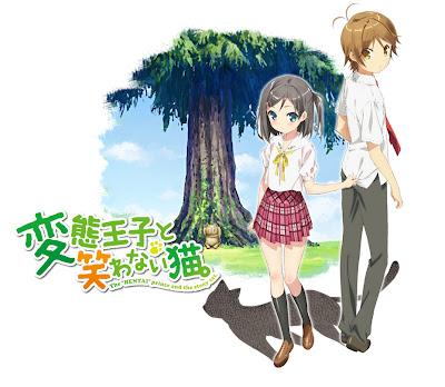 Hentai Ouji to Warawanai Neko tv anime spring 2013