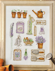 Anchor Lavender Sampler SAL