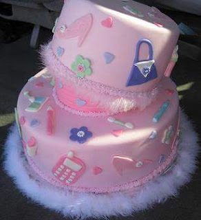 Easy Girls Birthday Cakes
