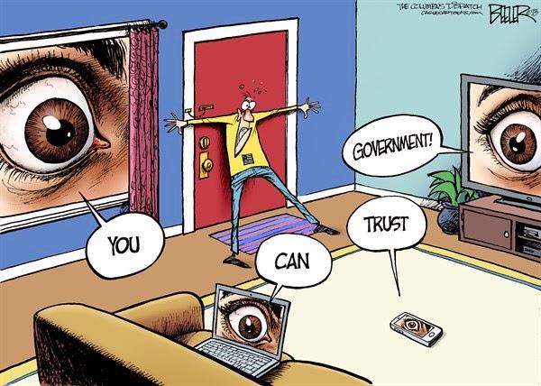 Recent Political Cartoons