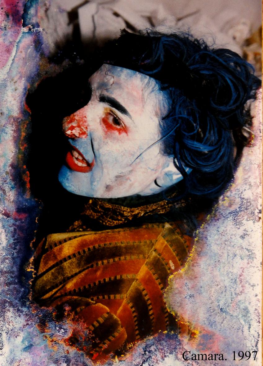 A rt camara peinture sur visage - Peinture sur visage ...