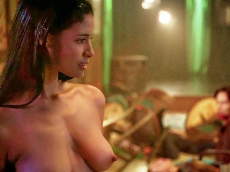 Jessica Clark True Blood Naked Scene