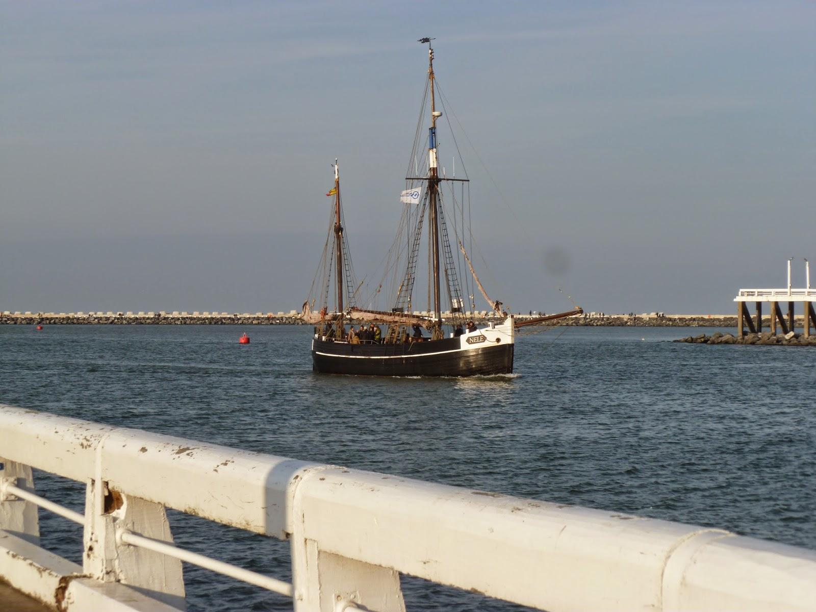 Wonck ecole saint joseph vive les classes de mer for Cuisinier bateau