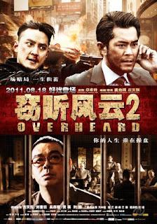 Phim Thiết Thính Phong Vân 2 - Overheard 2