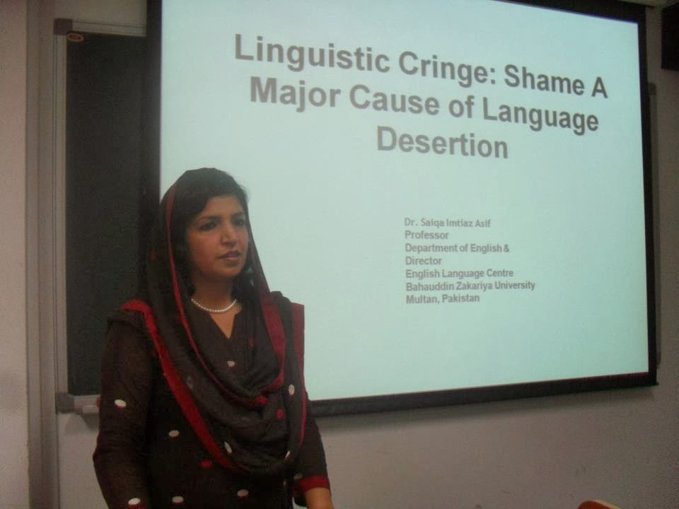 thesis on linguistics in pakistan