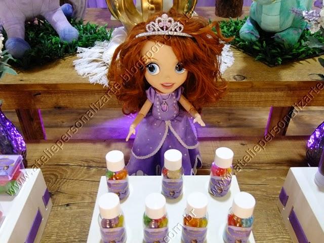 Decoração Princesa Sofia provençal Porto Alegre