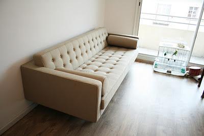 Canapé design Bauhaus