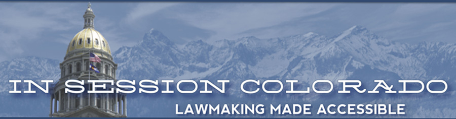 In Session Colorado: Lawmaking Made Accessible